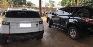 Polícia Civil recupera carro de luxo roubado no Rio de Janeiro