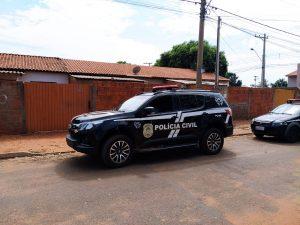 PC identifica e prende mais um dos autores do 'tribunal do crime', em Três Lagoas